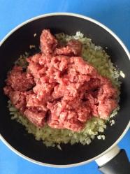 2 añadir carne