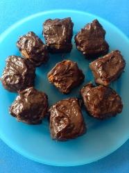 8 untar resto con chocolate