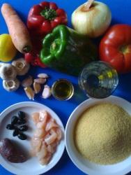 couscous ingr