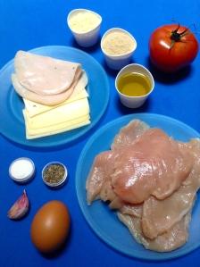 milanesas napolitanas de pollo ingr