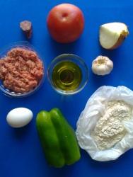 pasta fresca a la boloñesa ingr