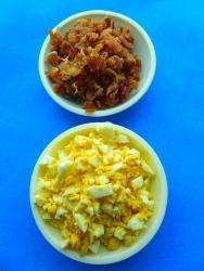 6 picar jamon y huevo