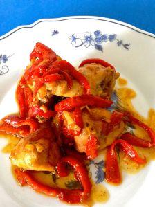 pollo guisado con pimientoss previo