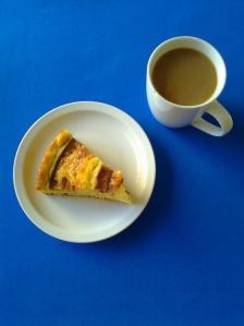 tarta de platano