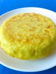 tortilla de patata entera