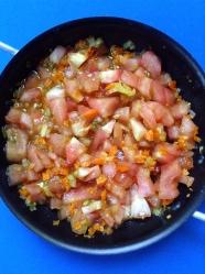 2 añadir tomate