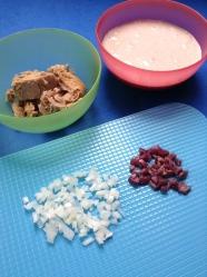 3 preparar relleno causa limeña