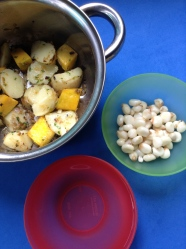 5 sopa de quinua rehogadoo