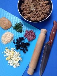 8 preparar relleno rocoto