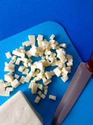 15 picar queso