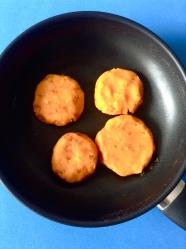 21 tostar llapingachos