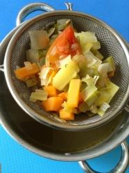 7 colar verduras