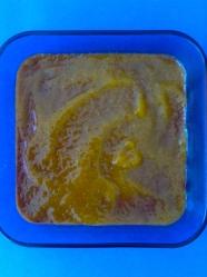 tarta de chocolate con mermelada de higos