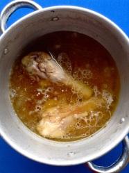 0 sellar y cocer pollo