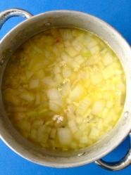 1 cocer chancho y verduras