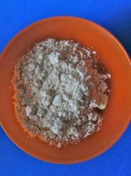 3 añadir harina
