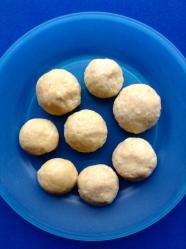 4 formar bolas