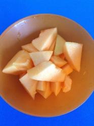 1 trocear melon