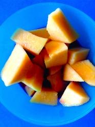 2 añadir melón