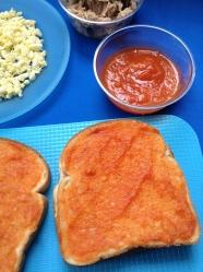 4 untar tomate