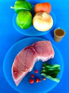ceviche de marlin ingr