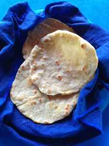 tortillas de trigoo