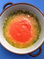 13 añadir tomate