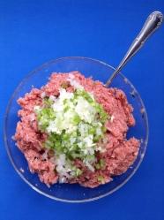 5 añadir cebolla ajo pimiento