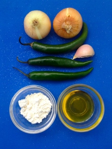 salsa picante de guindillas verdes ingr