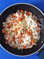 5 rehogar verduras