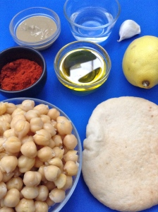 humus ingr