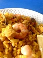 paella de mariscooo