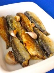 sardinas fritass
