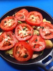 12 añadir tomate