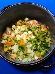 4 añadir resto de verduras