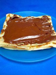 4 untar crema de chocolate