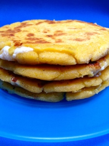 pupusas de quesossssss