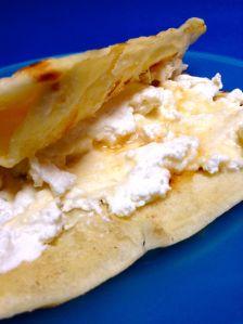 rgayef de queso y mielll