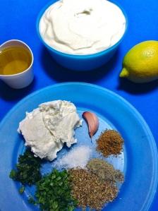 salsa de yogur ingr