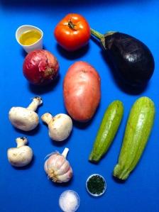 verduras a la plancha ingr