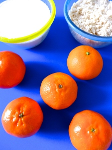 dulces de mandarina ingr