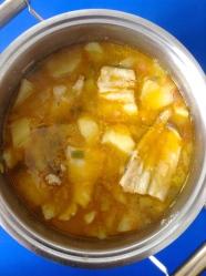 12 patatas con bacalao