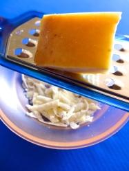 2 rallar parmesano