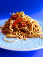 noodles de pollooooo