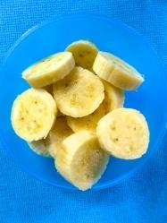 3 rodajas banana