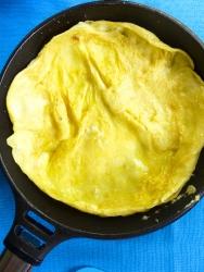 8 hacer tortilla