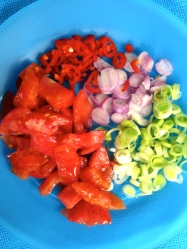 9 trocear verduras