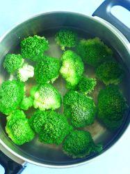 4 brocoli 3min