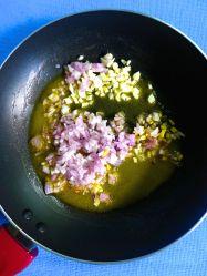 4 rehogar ajo y cebolla