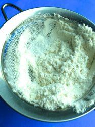 3 tamizar harina